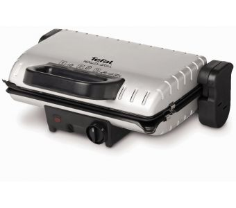 Tefal Contact grill - Minute Grill Silver GC2050