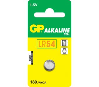 GP Batteries Alkaline Cell 189 Wegwerpbatterij