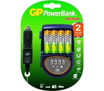 GP Batteries PowerBank PB50GS