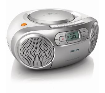 Philips Lecteur de CD AZ127/12