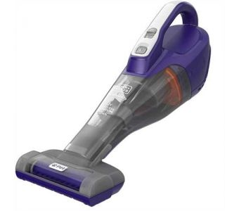 Black & Decker DVB315JP aspirateur de table Sans sac Violet
