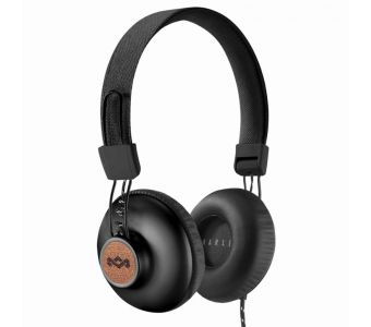 The House Of Marley POSITIVE VIBRATION 2 casque Arceau Noir