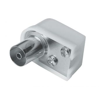 Hama Antenne connector 90ø F