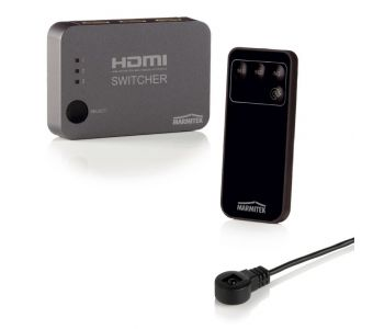 Marmitek HDMI auto switch 3in/1out