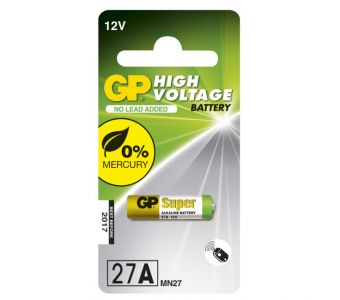 GP Batteries High Voltage 103021 Wegwerpbatterij AA Alkaline