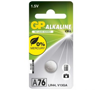 GP Batteries Alkaline Cell 102002 Wegwerpbatterij LR44