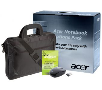 Acer Platinum Traveler XL Bundle