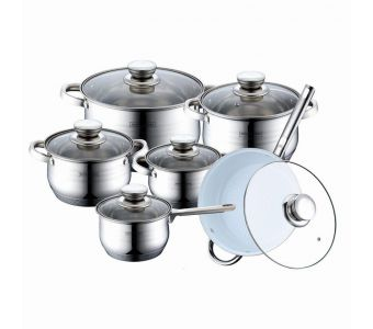 Royalty Line 8735460923676 lot de casseroles 6 pièce(s)