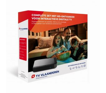 TV VLAANDEREN HD pack Tv Vlaanderen
