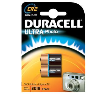 Duracell CR2 Batterie à usage unique Lithium