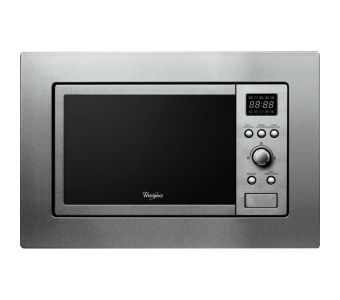 Whirlpool AMW 140 IX Four à micro-ondes encastrable avec grill 20 L 800 W Inox