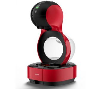 Krups KP130510 Dolce Gusto Lumio rood