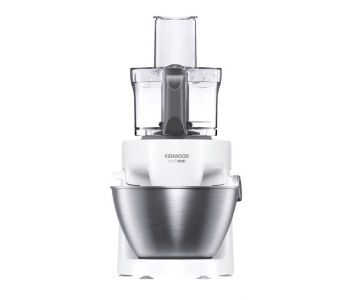 Kenwood Electronics KHH321WH keukenmachine 4,3 l Roestvrijstaal, Transparant, Wit 1000 W