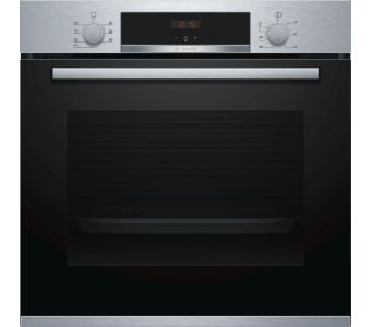 Bosch Serie 4 HBA533BS1 Four encastrable multifonctionnel Pyrolyse Inox
